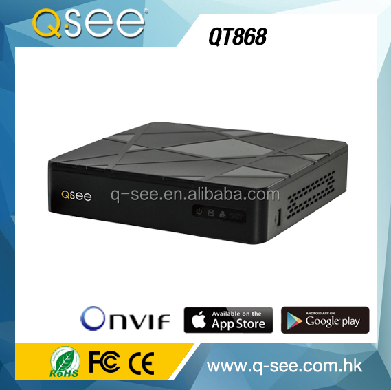 Brand CCTV Network Video Recorder HDMI DVR 8 channel Mini DVR reocrder