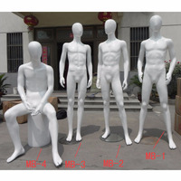 fashion stong male mannequin for window display