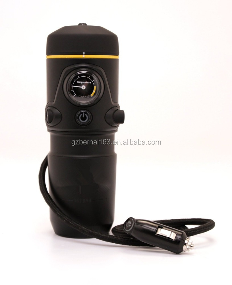 Pod car coffee maker,12v car coffee maker , car coffee maker
