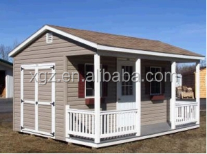 high quality modernized cheap modern export prefab house