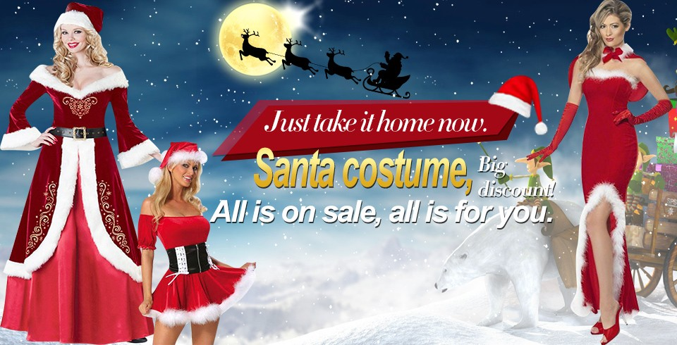 Mother Christmas Outfits Plus Size.Wholesale High Quality 2017 Plus Size Mother Father Wear Christmas Costume Buy Christmas Costume For Men Mother Christmas Costume Father Christmas