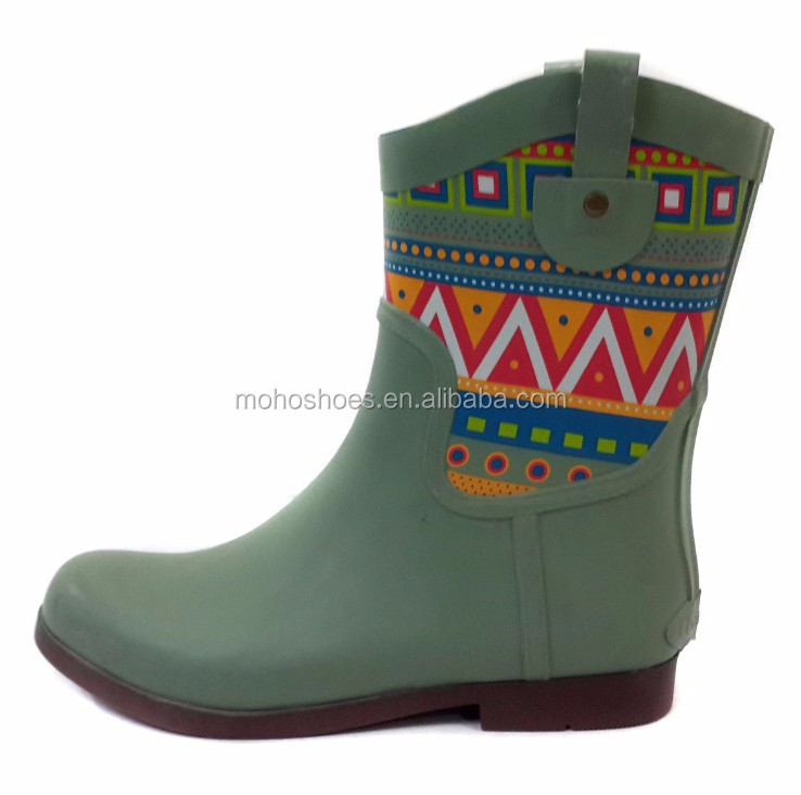 Rubber Cowboy Boots Women, Rubber Cowboy Boots Women Suppliers and ...