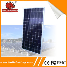 Best price high quality roof tile photovoltaic plates 120 w solar power pv panel