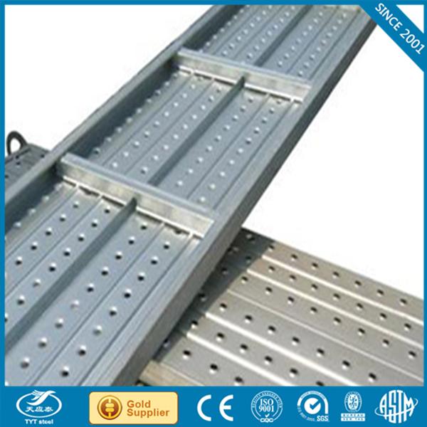 Purpose Planks Walkway : Galvanized scaffolding metal board walkway planks buy