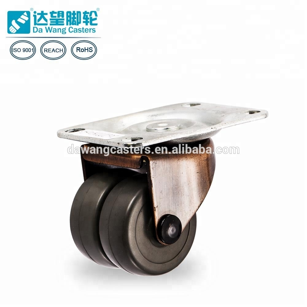 Factory Wholesale Double Caster Wheel Supplier Buy Double Caster Wheel Product On Alibaba Com