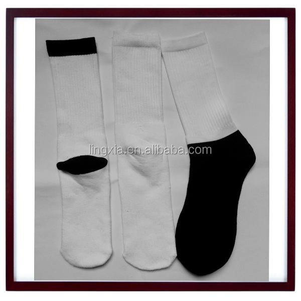 Blank Sublimation Socks for Printing