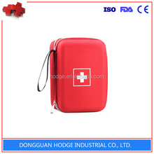 Portable Round Corner Medical Sports Mini First Aid Case