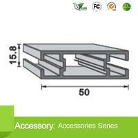 Aluminum Frame Glossy for Slim Light Box-Top Frame distributor shanghai
