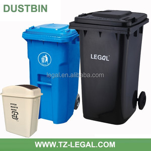 food waste compost bin garbage can cleaning equipment