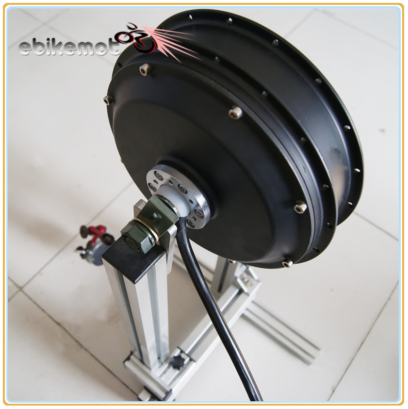 26 Double Rim 72v 3000w Motor Electric Bike Kit China For