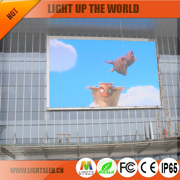 P8 china LED Sign LED DISPLAY cable display system for sale