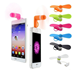 2 in 1 usb mini mobile phone fan for iphone android