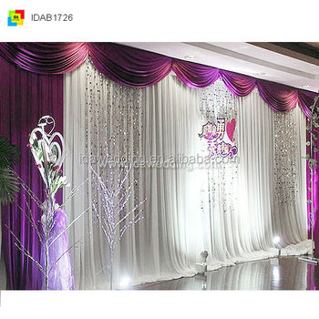 Shining fantasy starlight wedding prom stage decoration ideas cloth shining fantasy starlight wedding prom stage decoration ideas cloth backdrop curtain fabric junglespirit Images