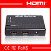 Safe and Convenient 4 port 4x1 HDMI Switcher with IR Remote Control HDMI Projector Switcher