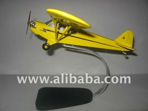 piper cub wooden airplanes,