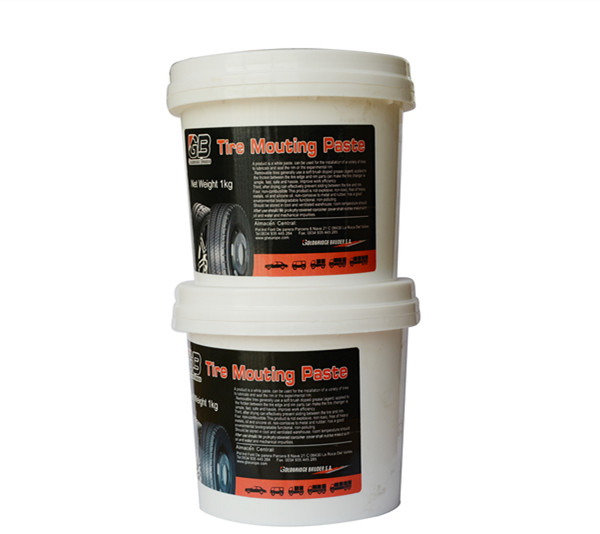 High quality Tire Mounting paste/tire cream for tire