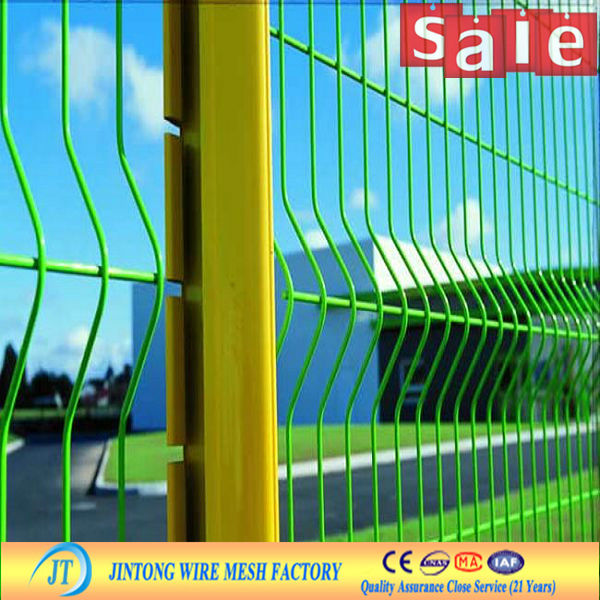 vinyl fencing/firm and colorful plastic mesh fence/Decorative Fence Panels (more than 21 years' munufacturer)