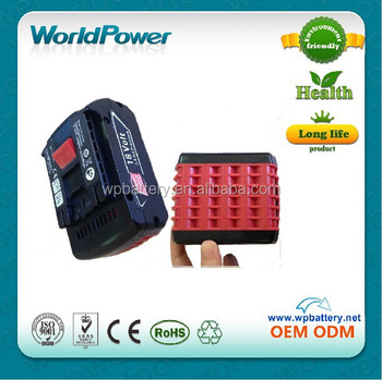 GBA 18 V 3.0 Ah M-C Professional lithium ion Battery for power tools