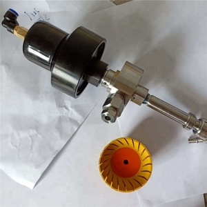 Factory prvide abrasive water jet cutter head 009966-1