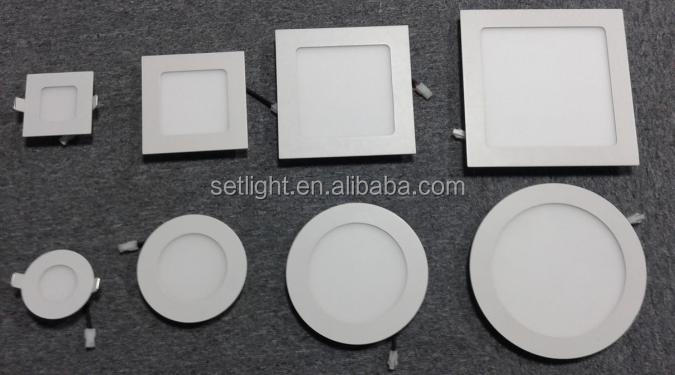 Spot Light Celling Round Led Panel Light 120mm 3w 6w 9w 12w 15w ...