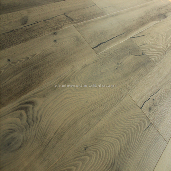 Charming Shunyang Brand Chemical Treatment Direct Factory Prices Engineered Oak Wood  Flooring