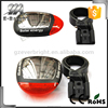 Brilliant Led Bike Light Outdoor Sports Mountain Bicycle Light Cycling Accessories Rear Lights Solar Energy Led Warning Lamps