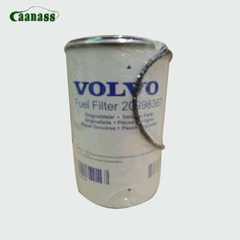 51125030066 1393640 8159975 Fs19532 Volvo Truck Fuel Filter Made In China Cheaper Prices Truck Parts Buy Guangzhou City Fuel Filter 51125030066