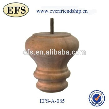 Unfinished Low Price Wood Furniture Sofa Legs Efs A 085