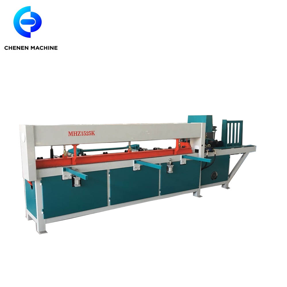 2500mm automatico finger joint macchina