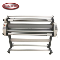 160cm High Speed Large Format Automatic Glueless PVC Film Banner Sticker Laminator Industrial Laminating Machine 1.6m