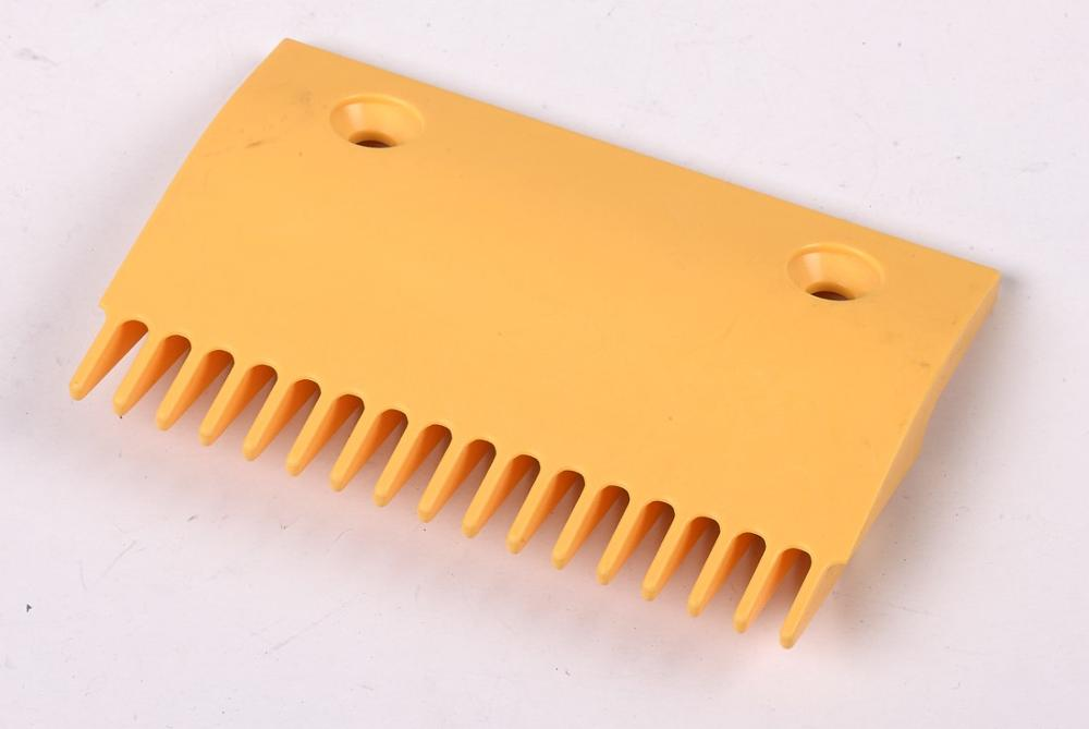 CNPCP-030A LG Length 142mm 17T Escalator Plastic Comb Plate