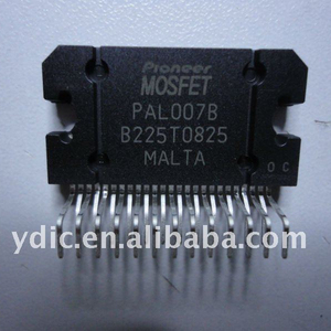 PAL007B new and original Car audio amplifier IC