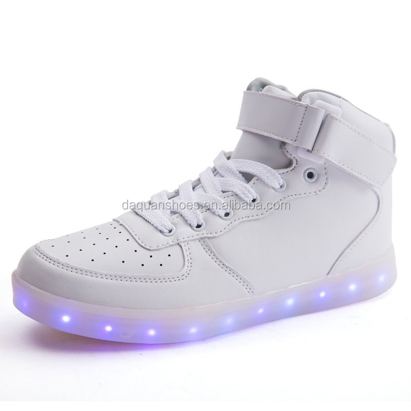 5cad8610e8 2016 Caliente Zapatos De Los Hombres Zapatos Tenis Masculino Moda Masculina  Primavera Otoño Zapatos De Cuero Para Hombres Calzado De Alta Top Zapatos  De ...