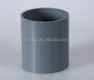 PVC-U pipe fittings elbow and tee