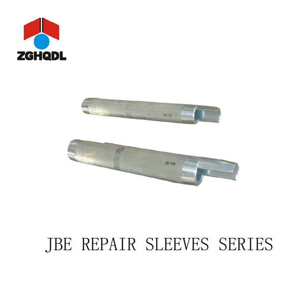 Aluminum repair sleeves for acsr conductor or steel wire