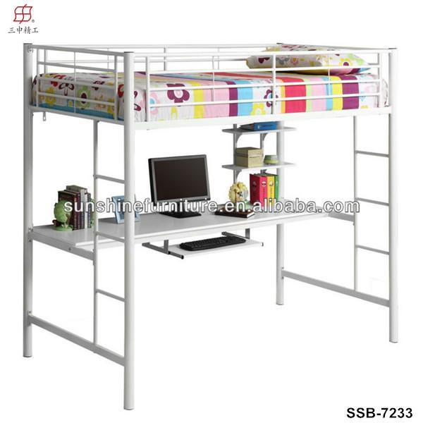 Goedkoop Metalen Bed.Stapelbed Goedkoop Free Stapelbed Ties Grijs X Cm Meter Lang Bed