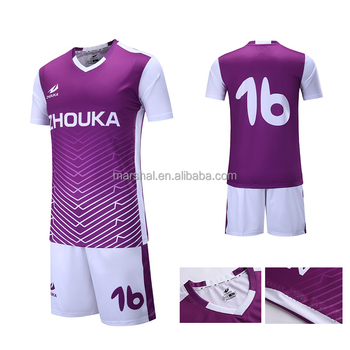 bd741881a Latest New Design Sublimation Custom Football Uniforms Soccer Jersey ...