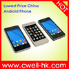 ECON G7 4 inch MTK6515 Android 4.4.2 Double Camera Wifi 3 Colors China Lowe Price Whatsapp Phone