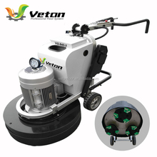 220v concrete floor grinding and vacuuming machine