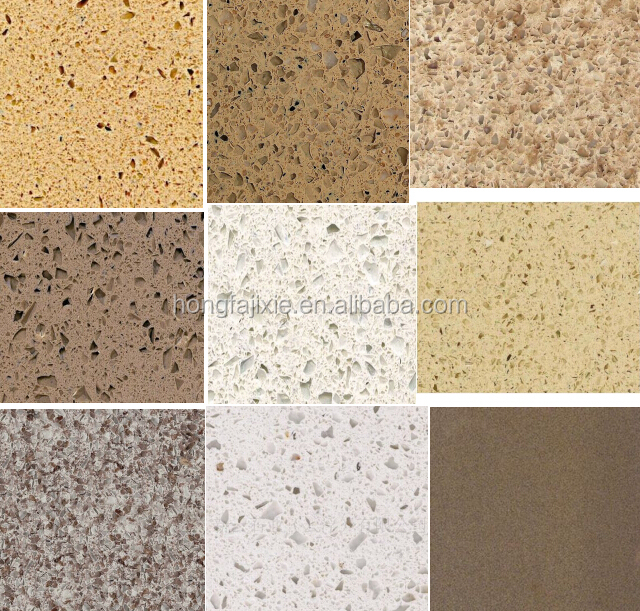 Quartz Tiles For Kitchen Countertops : ... flooring decoration , Artificial Quartz Flagstones for Quartz Kitchen