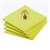 Knitted microfiber cloth Super absorbent clean, no marks of water mark PVA chamois fabric