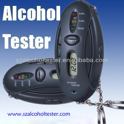2019 Drive Safety Alcohol Tester/ sensor alcohol tester OEM/ LED Display with Timer 2120