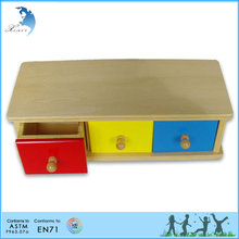 Brand Food Grade educational baby wooden toy Manufacturer
