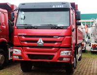 Big Discount For Sale sinotruk ethiopia dump truck, Euro 2 steel howo dump truck