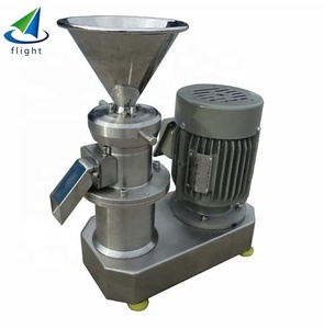 Universal grinder machine roll colloid mill peanut butter