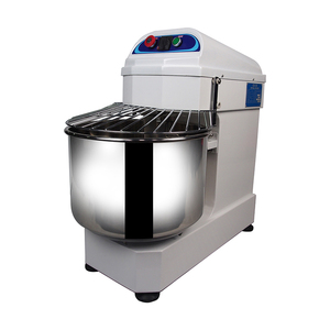 CS Commercial Dough Mixer, Dough Maker Machine, Heavy Duty Dough Mixer Business Kneading Machine for Bread Spiral Dough Mixing