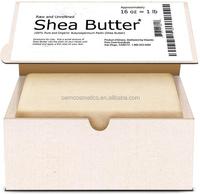 Private Label 100% organic unrefined shea butter