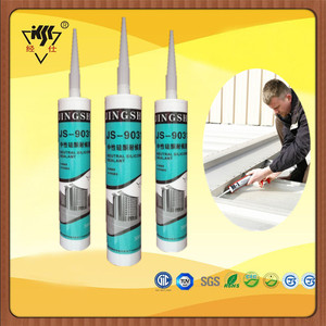 Free Samples Cheap Price Glass And Aluminum Plastic plate Neutral Silicone Sealant