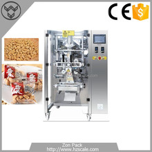 50g-1000g Nuts Pillow Bag Auto Pouch Packing Machine