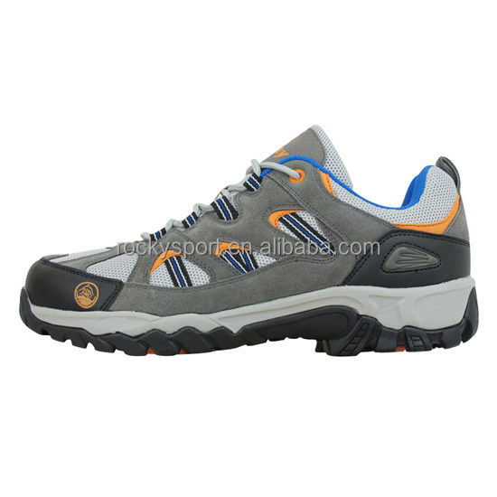 Breathable Outdoor Men's Hiking Shoes HT-91781A